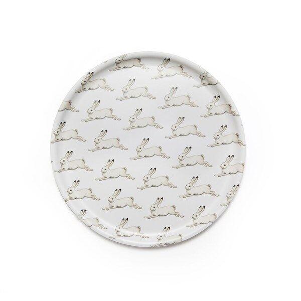 Design House Elsa Beskow Hare Tarjotin Pyöreä 35 cm