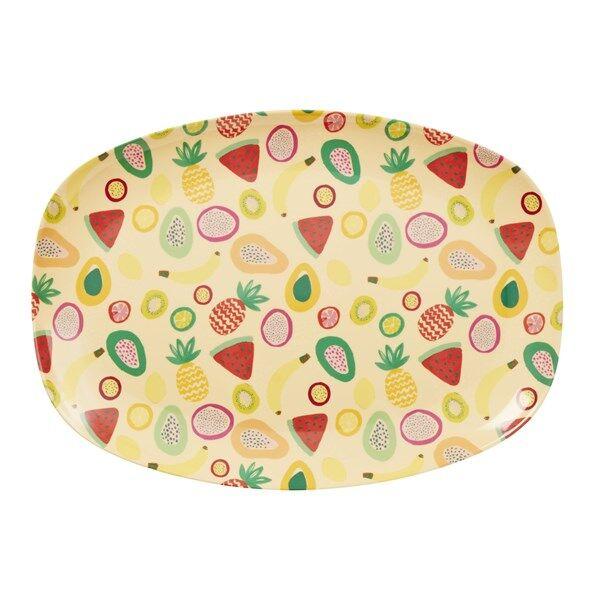 Rice Lautanen 30 x 22 cm Tutti Frutti