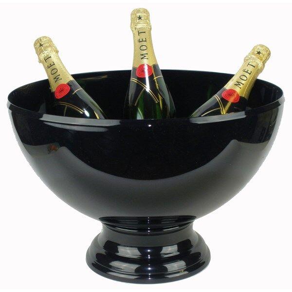 Ahead BOXinBAG Spumante Nero Viininjäähdytin Musta