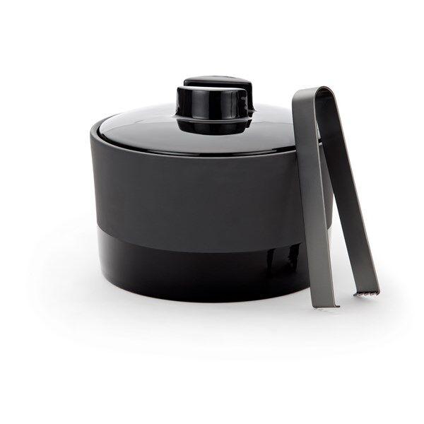 Magisso Cooling Ceramics Jääpalakulho Pihdeillä 1.4 L Musta