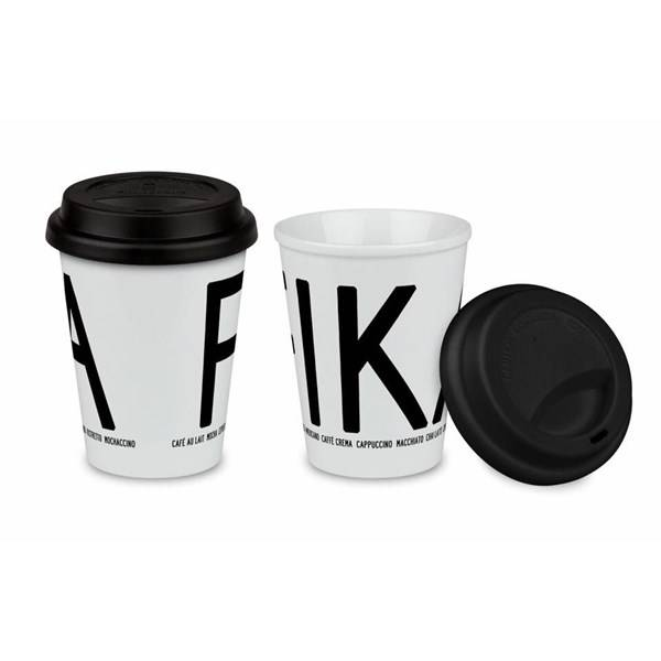 I Love Design FIKA To Go Muki Musta