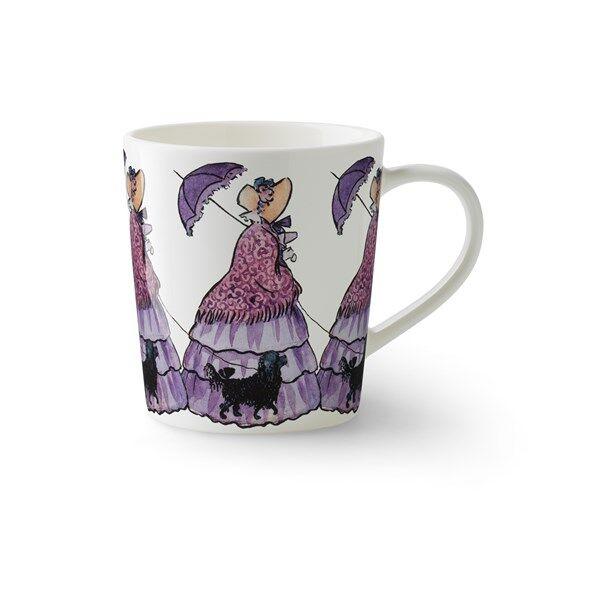 Design House Elsa Beskow Aunt Lavender Muki 40 cl