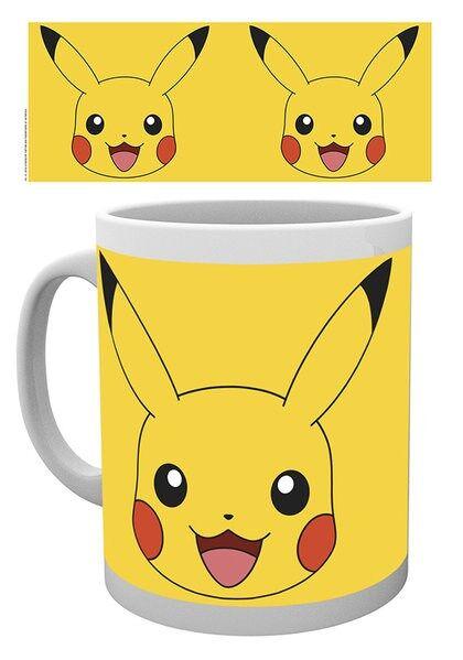 Pokemon Pikachu -Muki