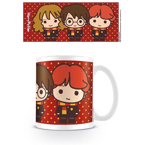 Harry Potter Muki Kawaii Harry, Ron & Hermione