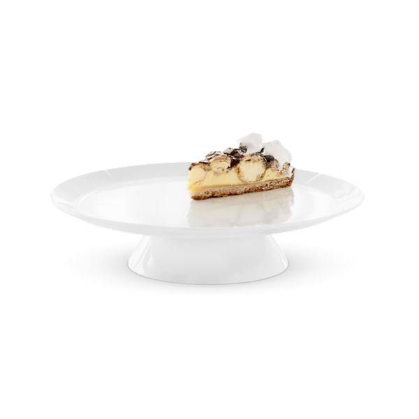 Rosendahl Grand Cru Tarjoiluvati Jalallinen Pyöreä 33 cm Valkoinen
