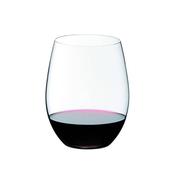 Riedel The O Wine Tumbler Cabernet/Merlot Vinglas 2-pack Klar
