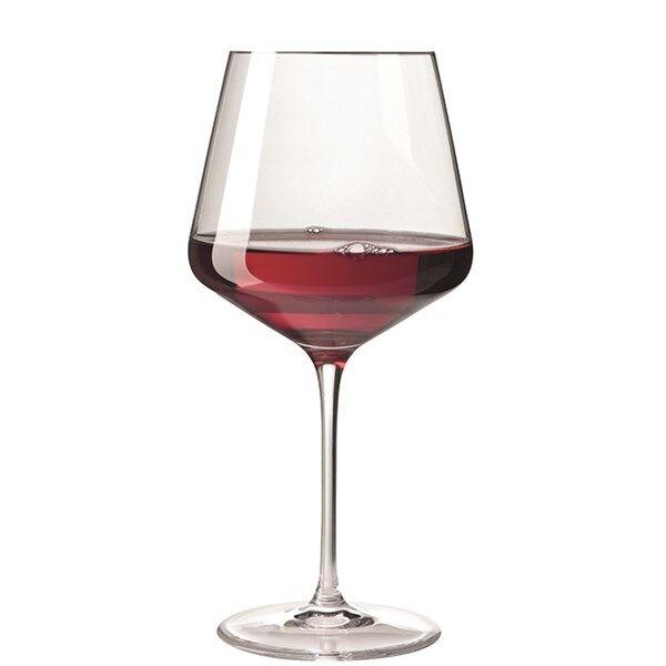 Leonardo Puccini Burgundy Viinilasi 730 ml Kirkas