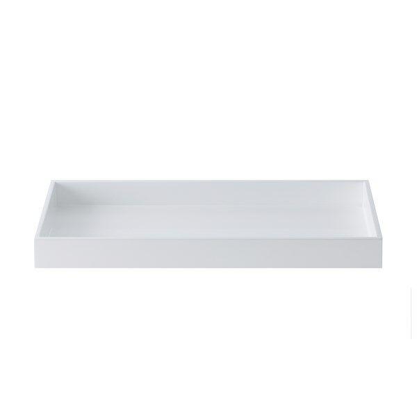 Image of Mojoo Lackbricka 38x19x3,5 cm White