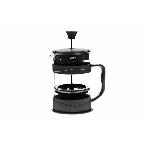 Maku Kaffepress 800 ml Glas Svart