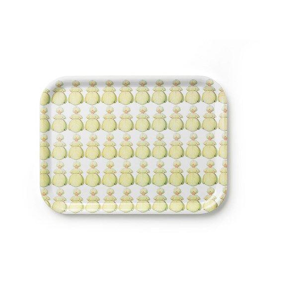 Design House Elsa Beskow Cabbage Tarjotin 27 cm