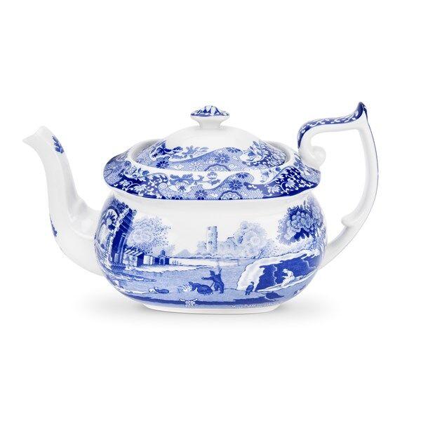 Spode Blue Italian Teekannu 1.1 L