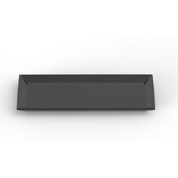Magisso Cooling Ceramic Tarjoiluvati 28 x 14 cm Musta