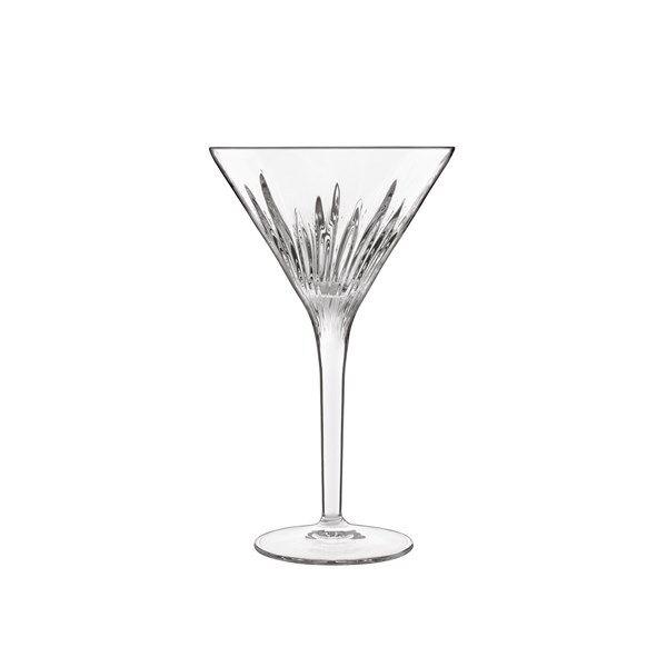 Luigi Bormioli Mixology Martiniglas 4-pack 21.5 cl Klar