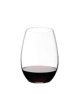 Riedel The O Wine Tumbler Big O Syrah Vinglas 2-pack Klar