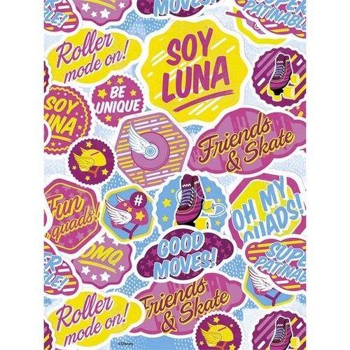 Disney Soy Luna Muoviliina 120x180 cm