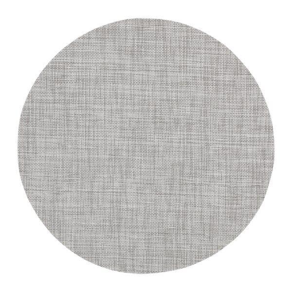 Dixie Sixten Tabletti PVC/Polyesteri d38 cm Antrasiitti
