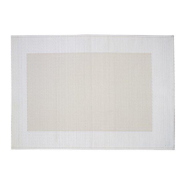 Dixie Stina Tabletti PVC/Polyesteri 47x32 cm Tummanharmaat