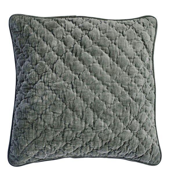Day Home Velvet Quilted Tyynynpäällinen Koristetyyny Puuvillasametti 40x60 cm