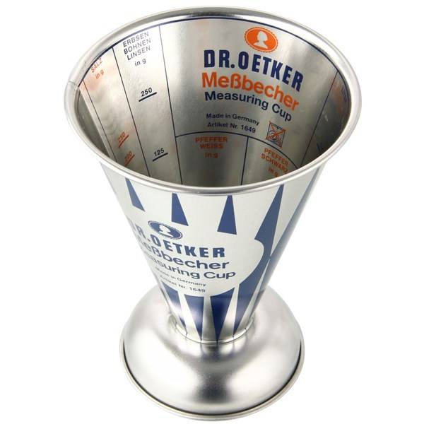 Dr Oetker Nostalgi Mitta-astia 0.5 l