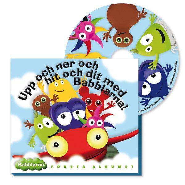 Babblarna CD Ensimmäinen Albumi