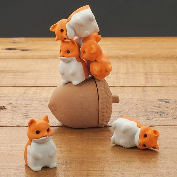 Stacking Squirrels