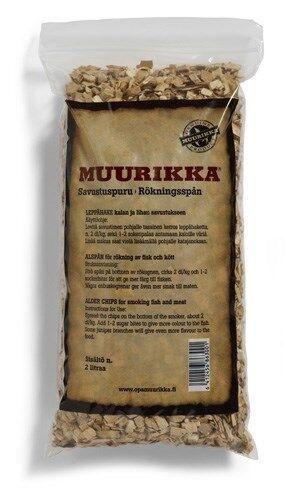 Muurikka Rökspån Al 2 L
