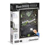 Palapeli Blackboard Puzzle Cheers 1000 palaa