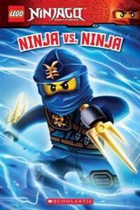 Lego Ninja vs. Ninja (Lego Ninjago: Reader), Volume 12