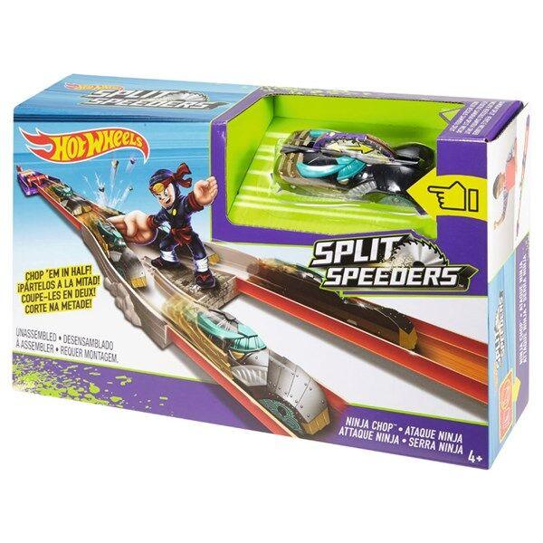 Hot Wheels Monster Jam Split Speeders Ninja Chop