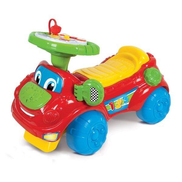 Clementoni Nicholas Ride On Potkuauto NO/DK