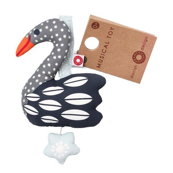 Else dark swan musical toy, Franck & Fischer