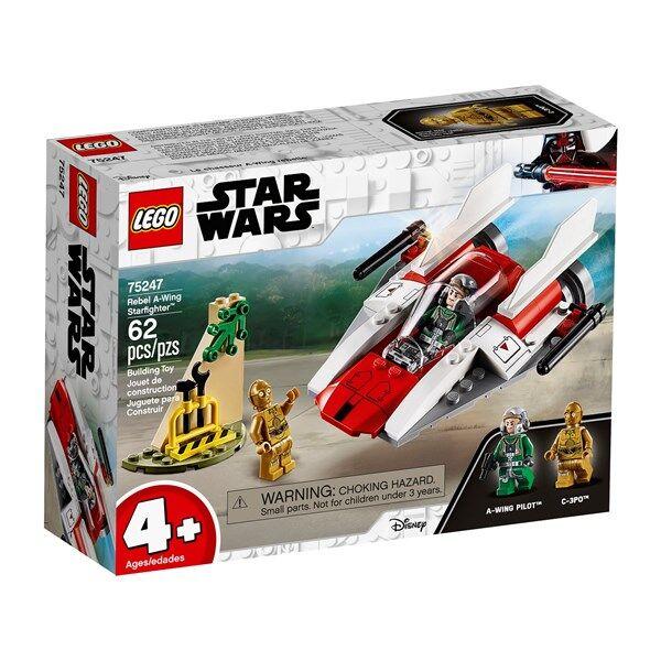 Lego Rebel A-Wing Starfighter, LEGO Star Wars (75247)