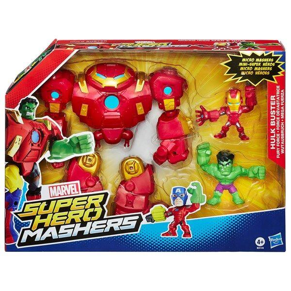 Avengers Super Hero Micro Mash Pack Hulk Buster