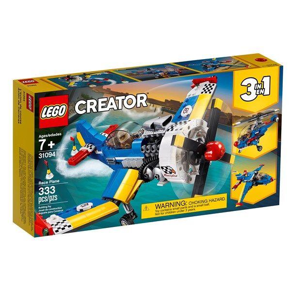 Lego Racerplan, LEGO Creator (31094)