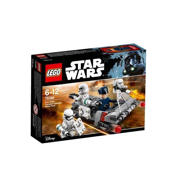 Lego Ensimmäisen ritarikunnan kuljetuskiituri -taistelupaketti, LEGO Star Wars (75166)