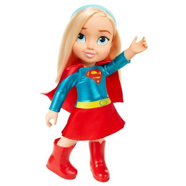 Toddler Docka Supergirl, DC Super Hero Girls