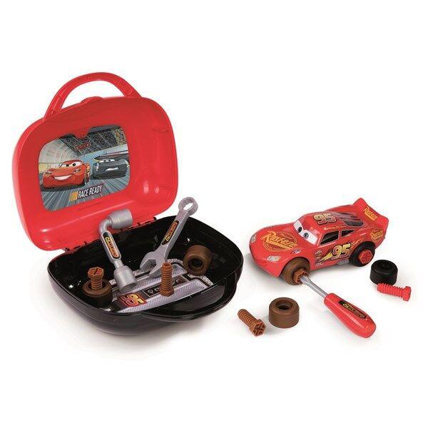 Disney Cars 3 Työkalupakki & Salama McQueen