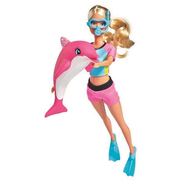 Steffi med delfin, Steffi Love