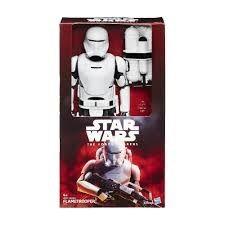 Star Wars Episode VII Deluxe Figure Flametrooper 30 cm