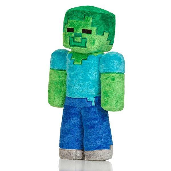 Minecraft Zombie Pehmolelu