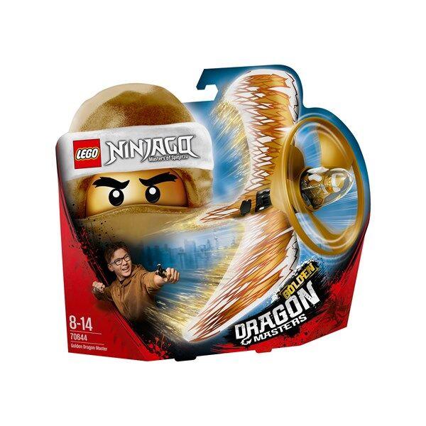 Lego Gyllene drakmästare, LEGO Ninjago (70644)