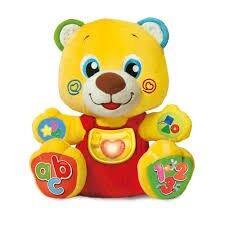 Clementoni Teddy Interaktiivinen Nalle NO/DKI