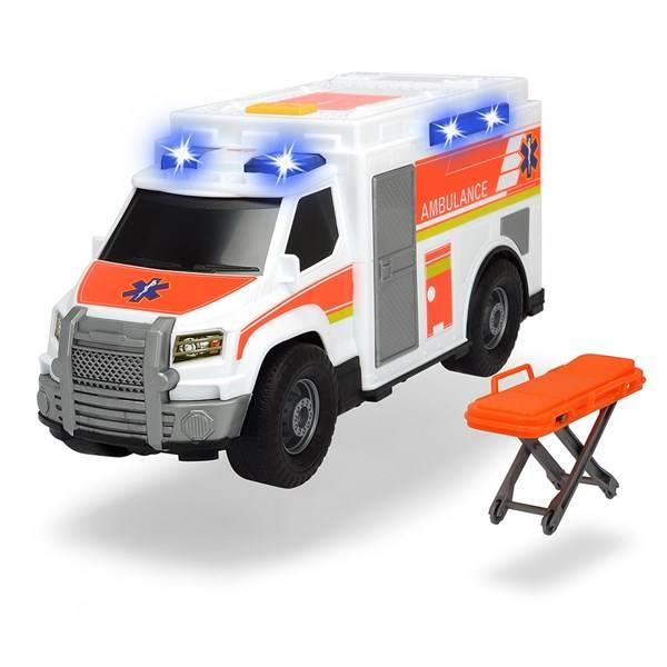 Ambulans 30 cm, Dickie Toys