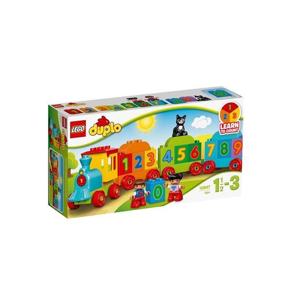 Lego Numerojuna, LEGO DUPLO My First (10847)