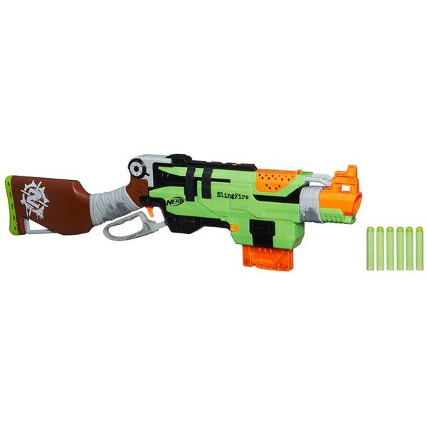 Nerf Zombie Strike SlingFire blaster, NERF