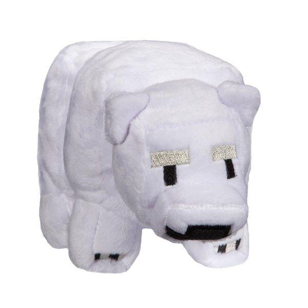 Minecraft Baby Polar Bear Pehmolelu