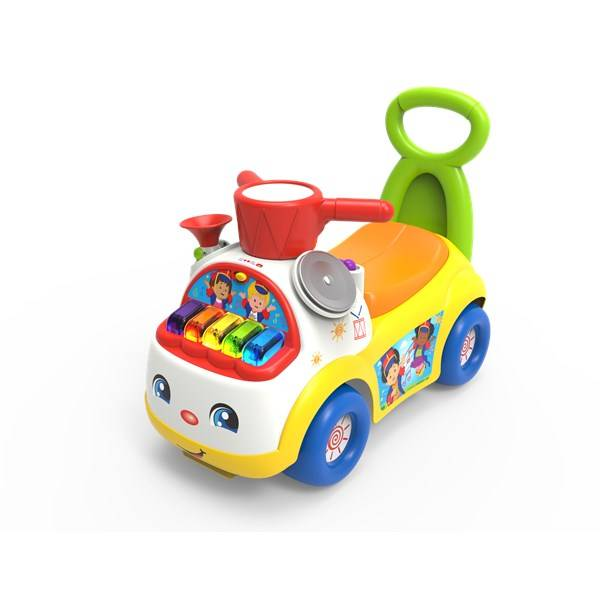 Fisher-Price Rideon Music Parade, Sparkbil, Fisher-Price