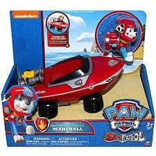 Marshall s Sea patrol vehicle, Sea Patrol,  Paw Patrol