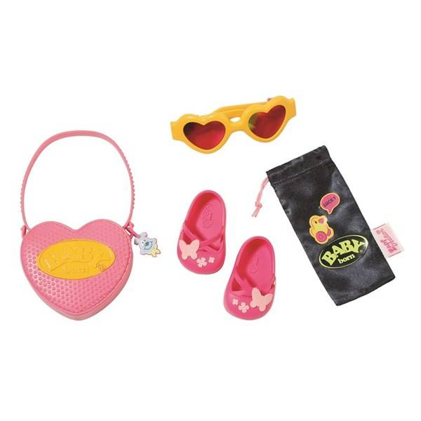 Baby Born Boutique Bag & Shoes Set, BABY born