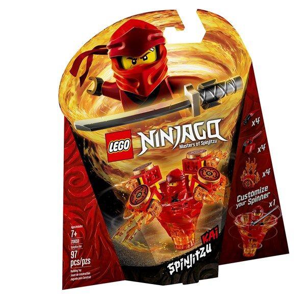 Lego Spinjitzu Kai, LEGO NINJAGO (70659)